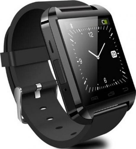 SMARTWATCH TELLUR U8 PIANO BLACK